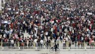 عدد السكان في الصين
