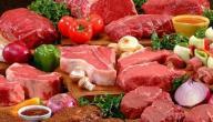 طعام يحتوي على بروتين