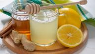 فوائد الماء والعسل على الريق