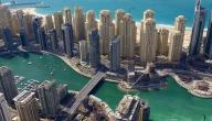 عدد سكان دبي