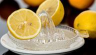 فوائد شراب الليمون
