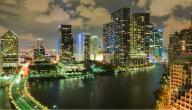 مدينة ميامي الامريكية