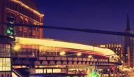 مدينة هامبورغ في المانيا