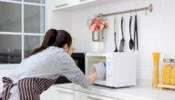 كيفية استخدام الميكروويف للطبخ