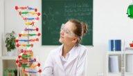 متى اكتشفت البنية الجزيئية للأحماض النووية في الجسم DNA؟