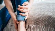 علاج التهاب مفصل القدم