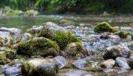 الاشكال الارضية الناتجة عن عمليات الحت النهري
