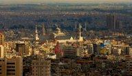عدد السكان في سوريا