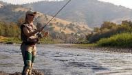 افضل طريقة لصيد السمك بالسنارة