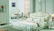 أفضل لون غرفة نوم للمتزوجين