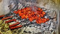 طريقة تتبيل الدجاج المشوي على الفحم