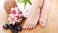 كيف ازيل الجلد الميت من القدم