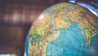 مراحل تطور الخرائط الجغرافية