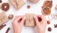 أفكار جديدة لتغليف الهدايا بالصور