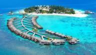 جزيرة في المحيط الهندي