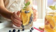 رجيم العصير والماء