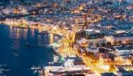 مدن تركيا الاوروبية