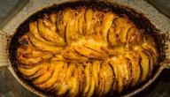 طريقة عمل صنية البطاطا فى الفرن