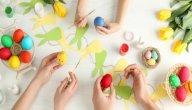 طريقة تلوين بيض شم النسيم بالألوان الطبيعية