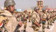 عدد قوات الجيش المصرى