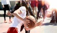 طريقة لعب كرة السلة