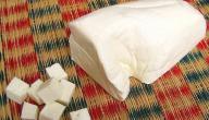 صنع الجبنة البيضاء