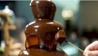 طريقة استخدام نافورة الشوكولاتة