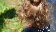طريقة ازالة العلكة من الشعر