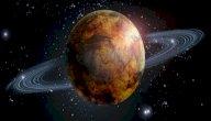 تعريف كوكب زحل