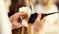 طريقة صبغ الشعر خصل بالبيت