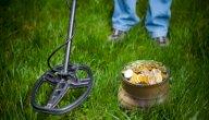 طريقة صنع جهاز كشف الذهب بأسياخ النحاس