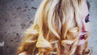 لإزالة رائحة البصل من الشعر