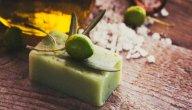 فوائد صابونة زيت الزيتون