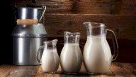 كيف يصنع الحليب؟