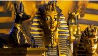 معلومات عن الملك توت عنخ آمون