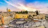 كم عدد أبواب القدس؟