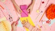 كيف تصنع هدية من الورق