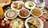 أفضل وجبة سحور