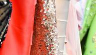 أجمل تصميم فستان سهرة