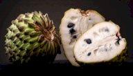 كيفية تقشير فاكهة القشطة