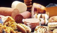 أضرار الدهون في الجسم
