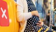 السفر خلال الحمل