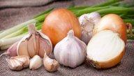 كيف أخزن البصل والثوم فى المطبخ؟
