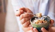 أطباق صحية بالشوفان
