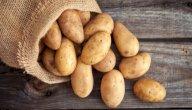كيف تخزن البطاطس