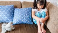 أعراض الحالة النفسية عند الأطفال