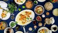 أطباق رجيم رمضان