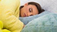 أضرار النوم بالمكياج
