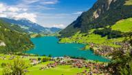 السفر إلى سويسرا سياحة