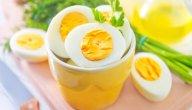 ما هي فوائد صفار البيض